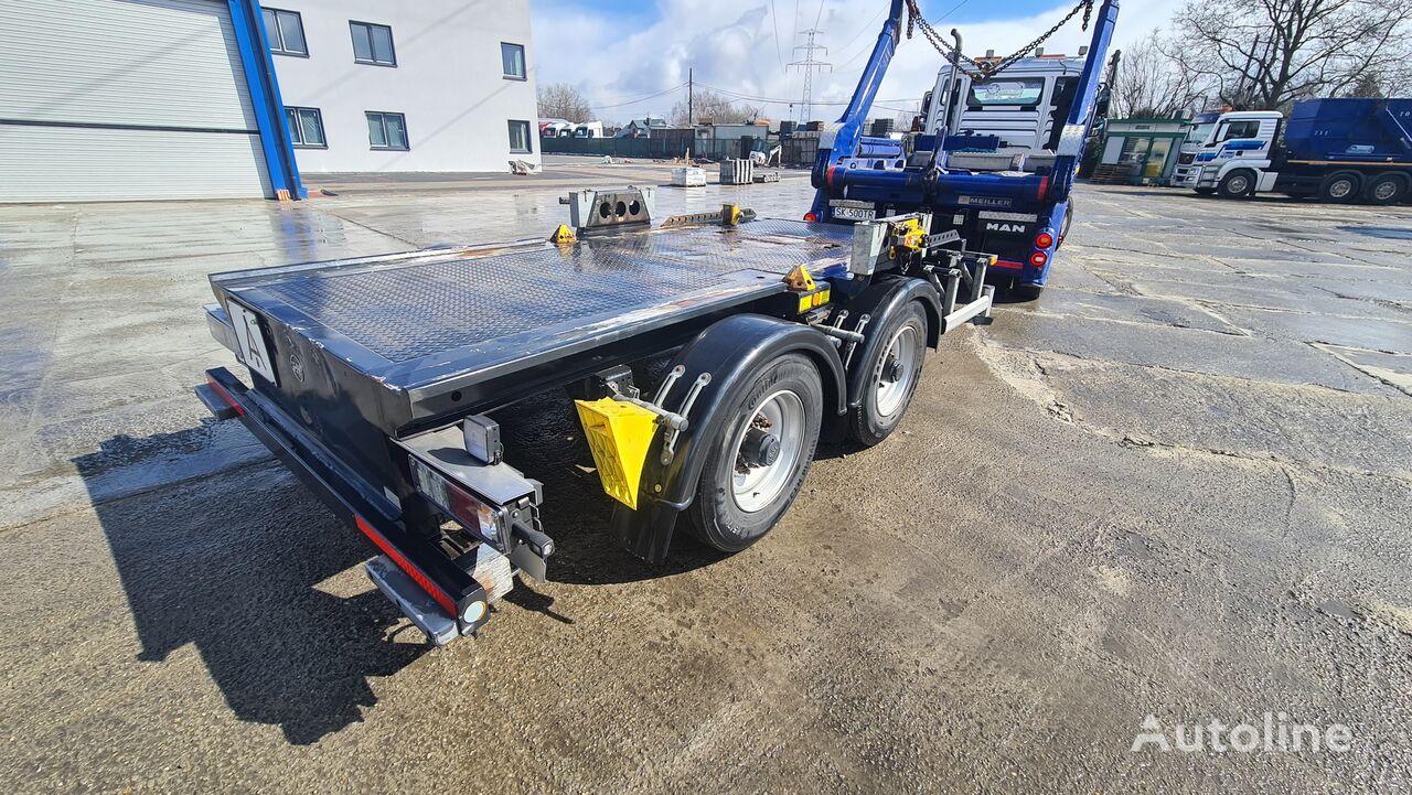 HÜFFERMANN HTM 14.40 P kontener mulda Containeranhänger